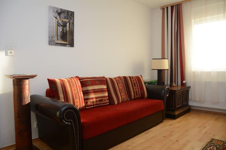 3-Zimmer Wohnung im Colonialstil in Bonn