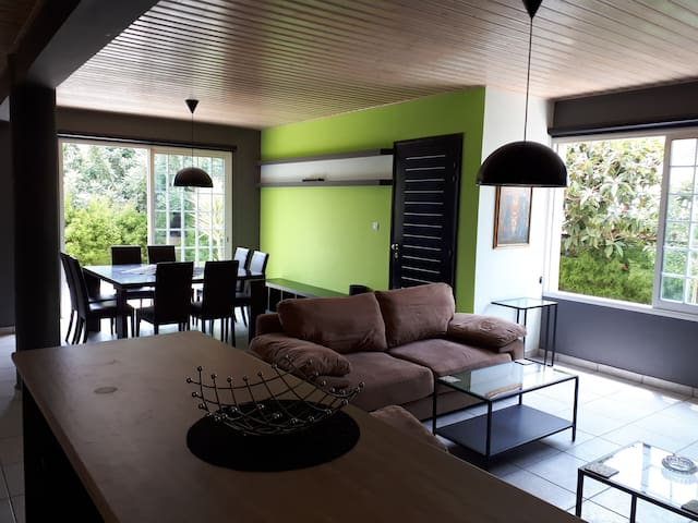 Spacious 3 bedroom house in Paphos City Center