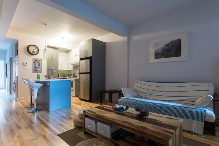 Apt in the heart of Montreal