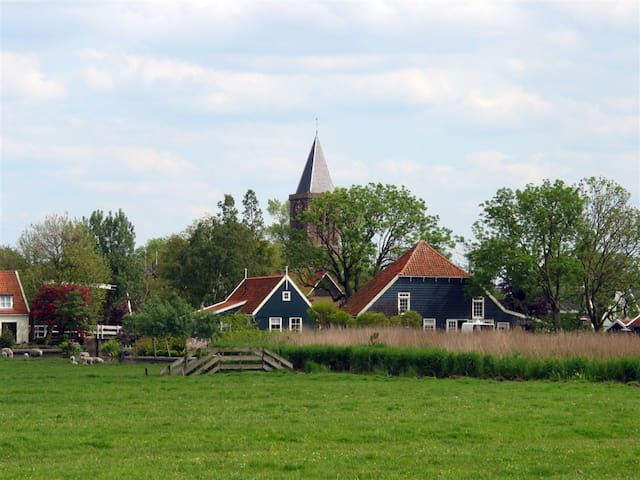 Amsterdam Countryside. Family house - Amsterdam - House