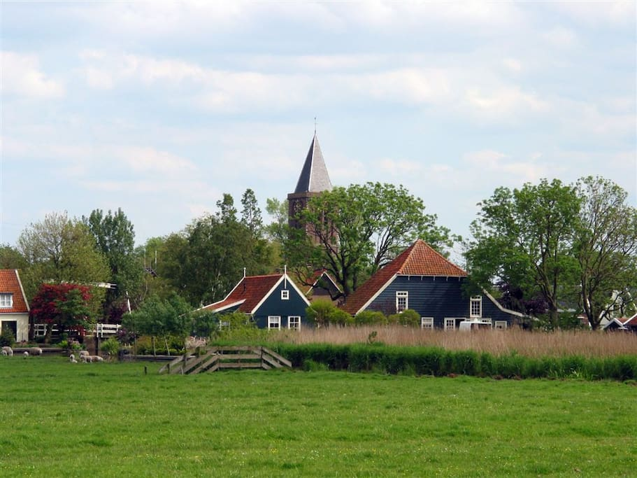Amsterdam countryside family house houses for rent in amsterdam noord holland netherlands - Countryside homes parents welcoming ...