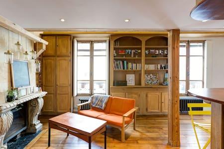 Mini-loft douillet rue Poncelet - Paris - Loft