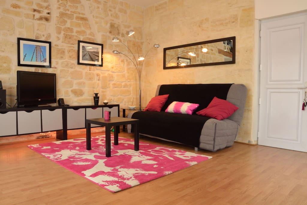 Loft r nov avec terrasse lofts louer bordeaux aquitaine france - Loft a louer bordeaux ...