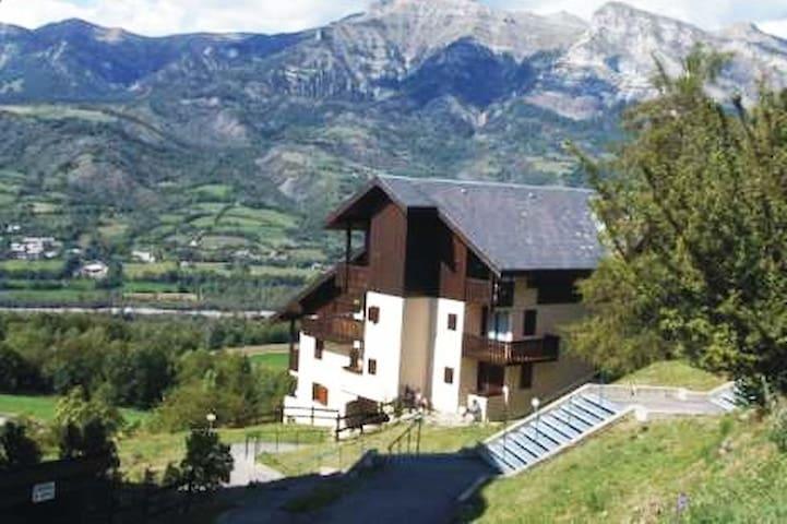 Cet été vous allez aimer la montagne - Saint-Léger-les-Mélèzes - Appartement en résidence