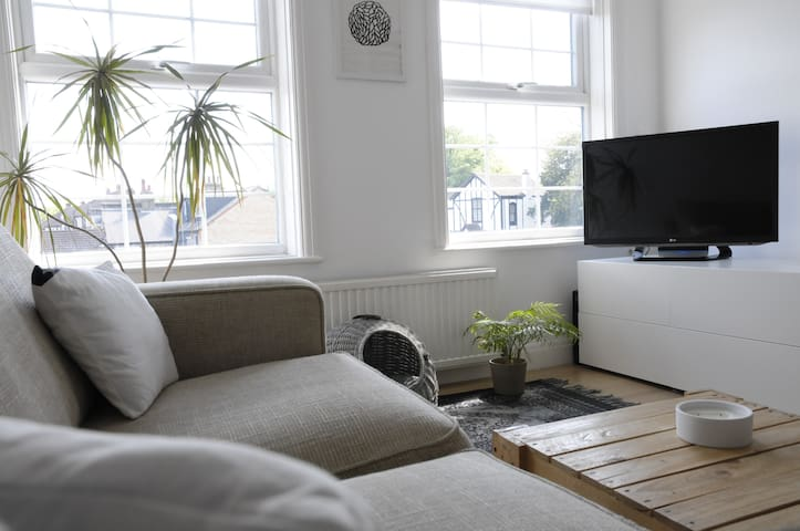 Cozy 2 bed flat with WiFi - London - Apartmen