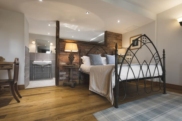 Lyth Valley Country House - Herdwick Room