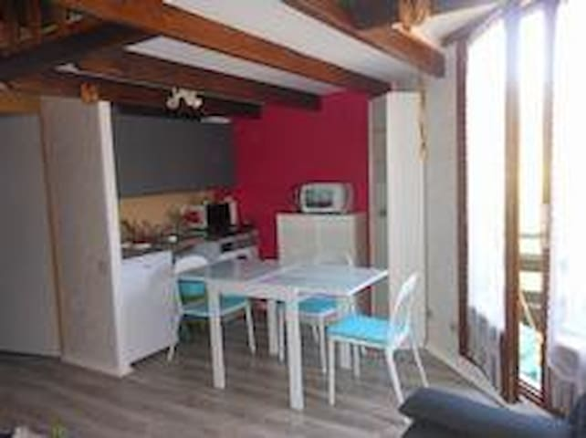 Appartement Beuil Les Launes - Beuil - Daire
