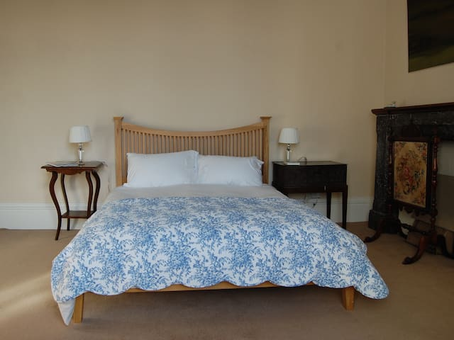 Bedroom one - King Size