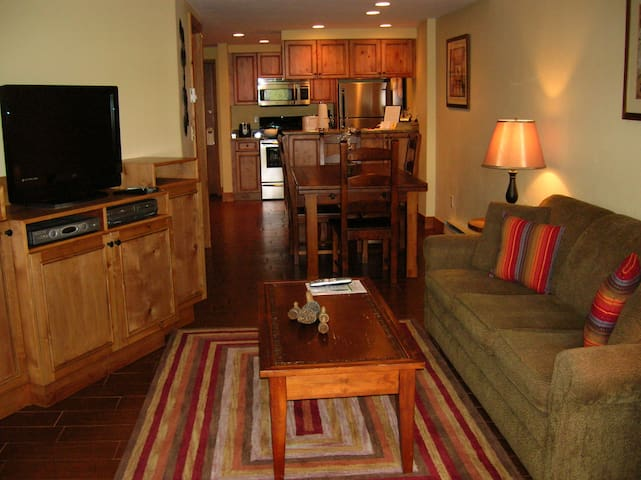 1 Bed/1 Bath (207) Vail Golf Course - Vail - Apartment