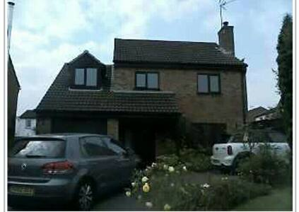 Double rooms to rent - Dursley