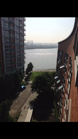 Double room on the River Thames - London - Bed & Breakfast