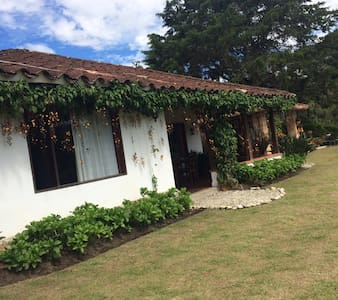 Country House with an Amazing View! - Rionegro