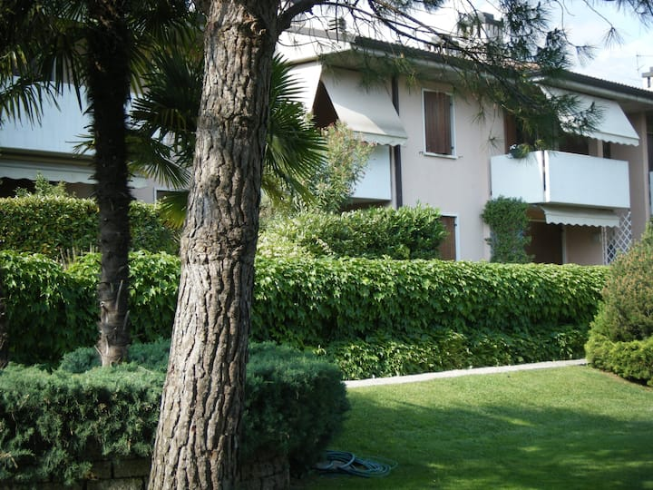 Apartment Recidence  at Garda  Lake