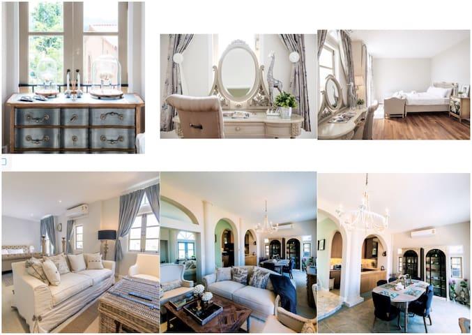 Khaoyai's Luxurious5BD5BR home - ปากช่อง - Huis