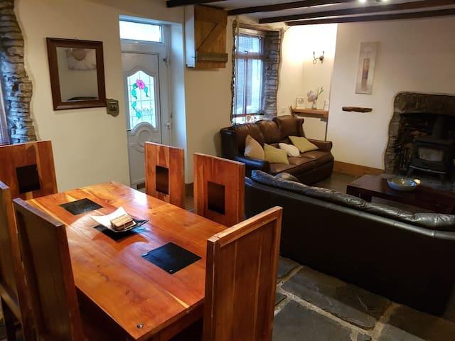 Scandinavian style cottage