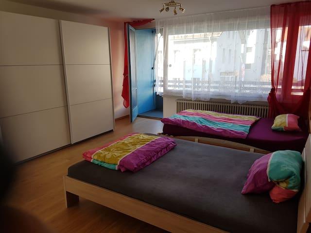 Kreuzlingen nxt to Constance - Kreuzlingen - Apartamento