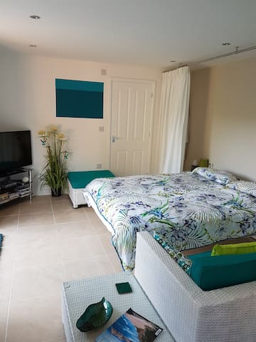 The Studio at the Skillings, Norton, Worcester - Worcestershire - Apartemen