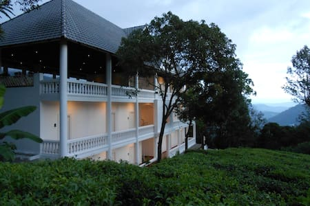 Tea Harvester - a boutique resort - Idukki