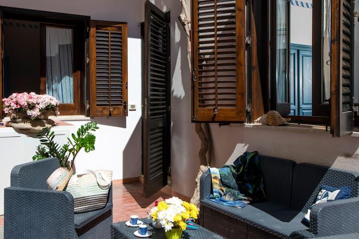 """Apartment in Favignana """"Scirocco 4"""""""