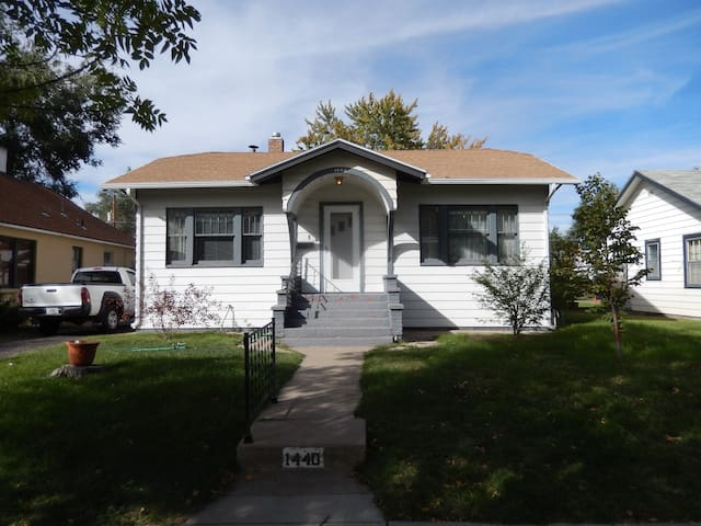1930s Home Downtown Grand Junction - Grand Junction - House