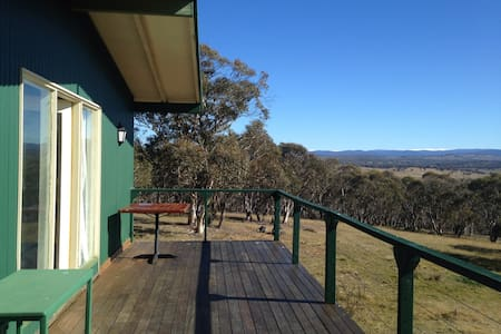 Cottage in Snowies,spectacular view - Berridale