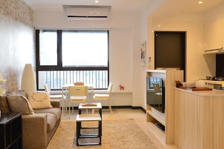 桃園最高級地段景觀宅,獨享整套私人公寓【歡迎月租】