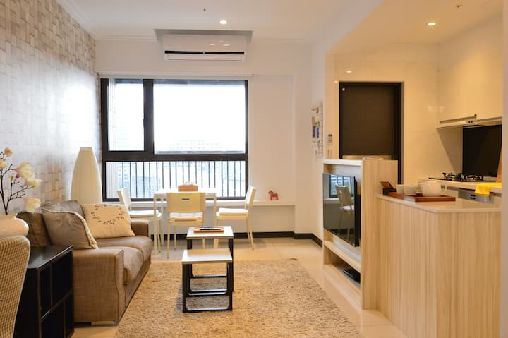 Moden Private Apartment at Taoyuan Arts Center ,