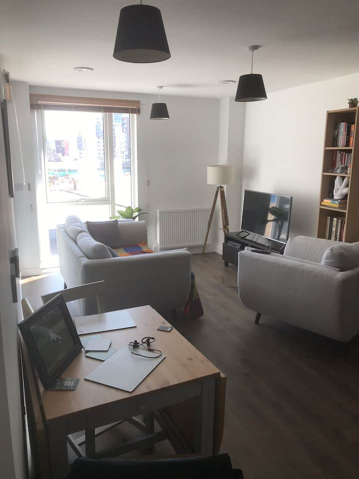 Brand new 1 bed flat, 10 mins from central London