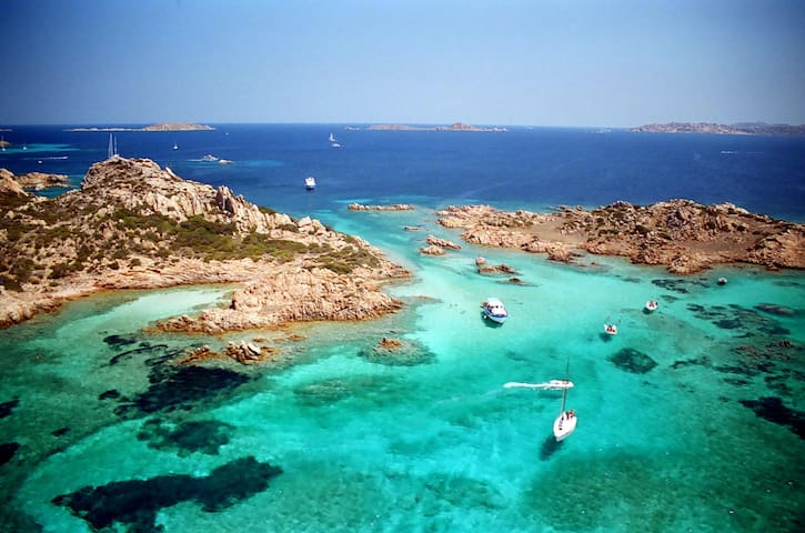 PRIVATE APARTMENT IN LA MADDALENA - La Maddalena - Apartemen