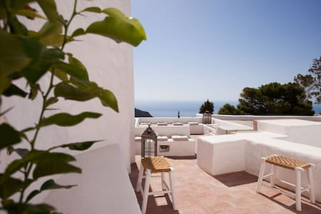 Great house in Hora - Patmos