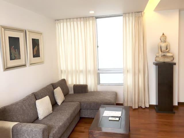 Comfortable 2 Bedroom Apartment