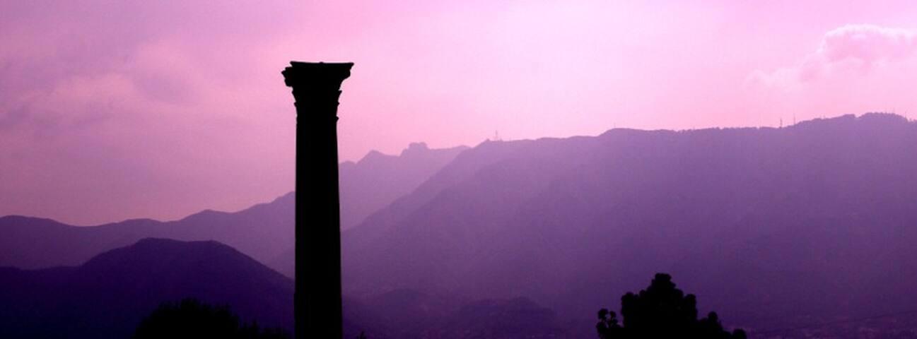 Guidebook for Pompei