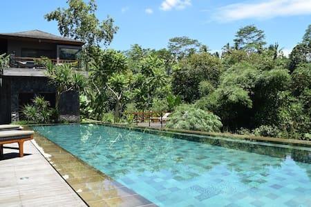 Bali River Retreat, Luxury Villas