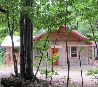 Pioneer Eco-Cabin Retreat in Maine - Denmark - Cottage
