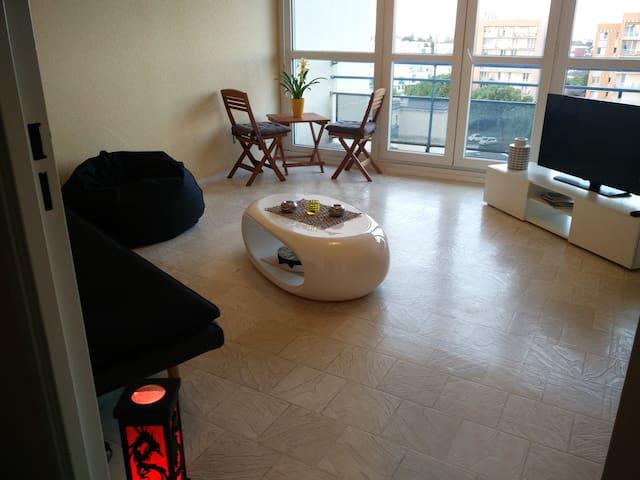 Cosy apartement near Paris - Chatou - Daire