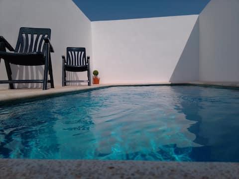 Casa del Sol, 4 Hab. 3 Baños, PISCINA PRIVADA