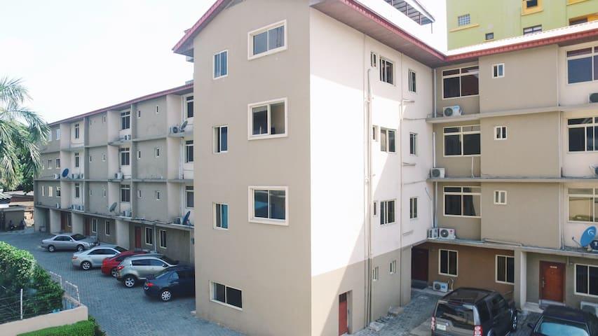 Spacious Room in Private Apartment in Lagos