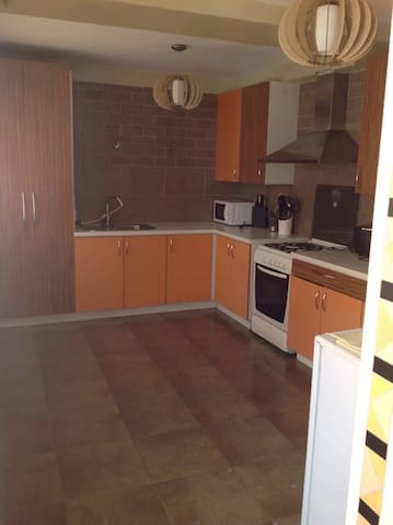 Appartement tout équipé en plein centre ville