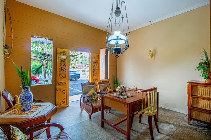 Beautiful Room at Puri Singgasana Ambarukmo
