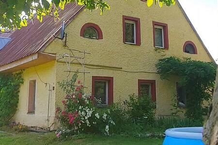 """Agroturystyka """"Zacisze"""", Stara Łomnica, pokój 2 os"""