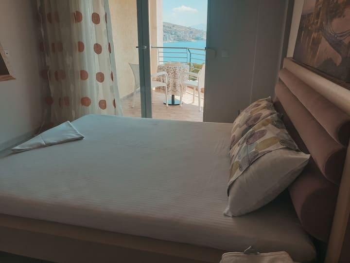 Comfy Cozy & Sea View Apartment-URBAN STAY SARANDA