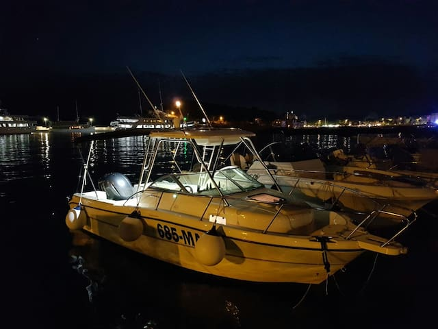 Rent-a-boat / Transport in Makarska - Macarsca - Barca