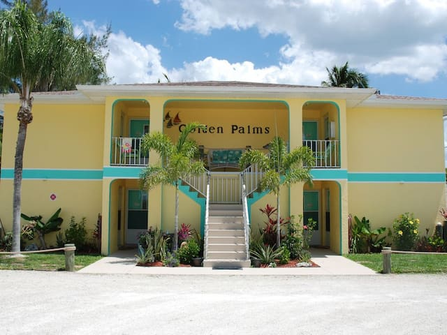Golden Palms Waterfront Resort – Unit # 201