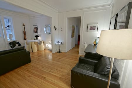 Beautiful Apartment in Montreal (Outremont) - Montréal - Apartment