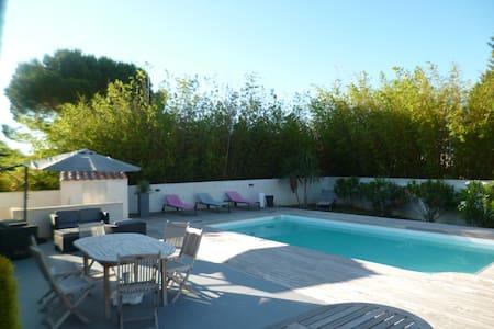 Villa 120m² avec piscine, Gignac, Hérault - Gignac