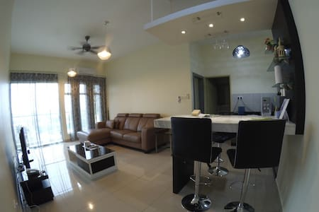 Cozy Apartment Next to KB Mall - Kota Bharu - Apartment