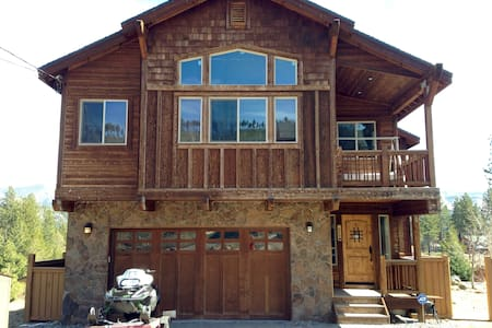 Entire floor 2 bedrooms  w/hot tub - South Lake Tahoe