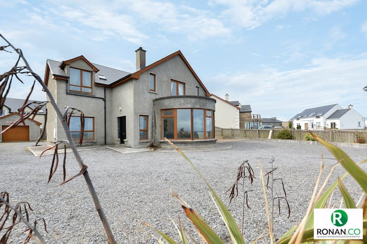 Stunning Bundoran home on the Atlantic edge
