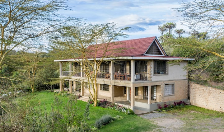 Enkuso Ntelon - Naivasha Malewa Retreat
