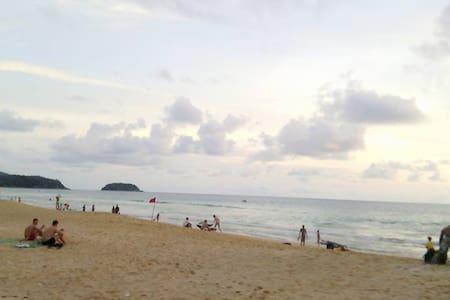 287/1 Patak Road karon beach,Phuket - Karon
